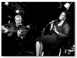 Romero Lubambo and Dianne Reeves