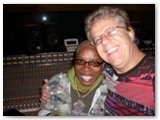 Angelique Kidjo and Romero