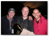 Romero, John Scofield and Edward Simon in Telluride