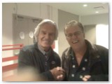 John McLaughlin and Romero
