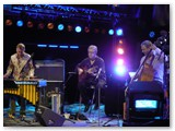 Romero, Nilson Matta and Joe Locke at JazzBaltica 2009